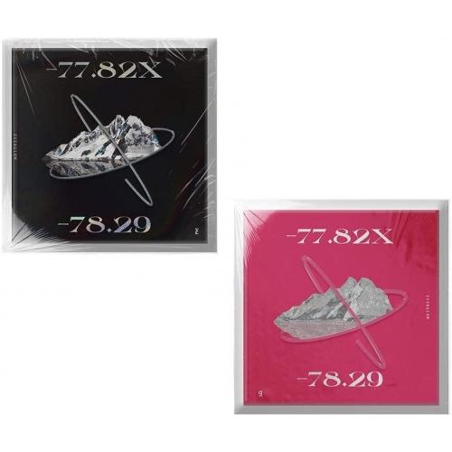 EVERGLOW - 2nd Mini Album -77.82X-78.29 [Random Ver.]