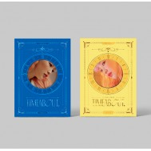 YUKIKA - 1st Mini Album timeabout, (Random Ver.)