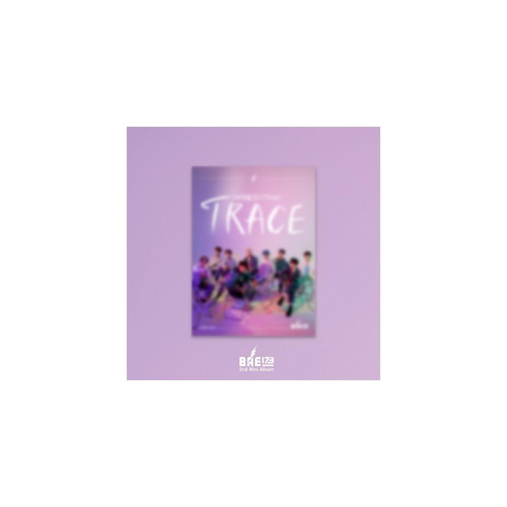 BAE173 - 2nd Mini Album INTERSECTION : TRACE
