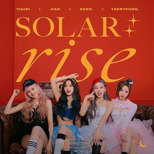 LUNARSOLAR - 2nd Single SOLAR : rise