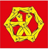 EXO - 4th Album Repackage The War The Power of Music (Chinese Ver.)