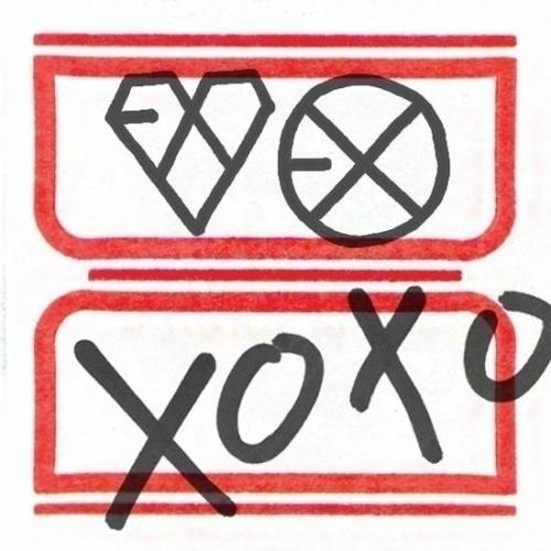 EXO - 1st Album Xoxo (Kiss Ver)