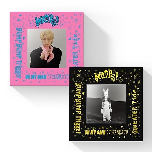 WOODZ - 2nd Mini Album WOOPS (Random ver.)