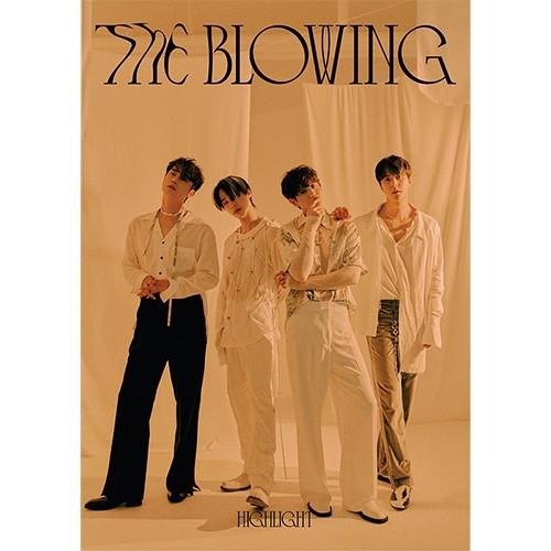 HIGHLIGHT - 3rd Mini Album The Blowing (Random Ver.)