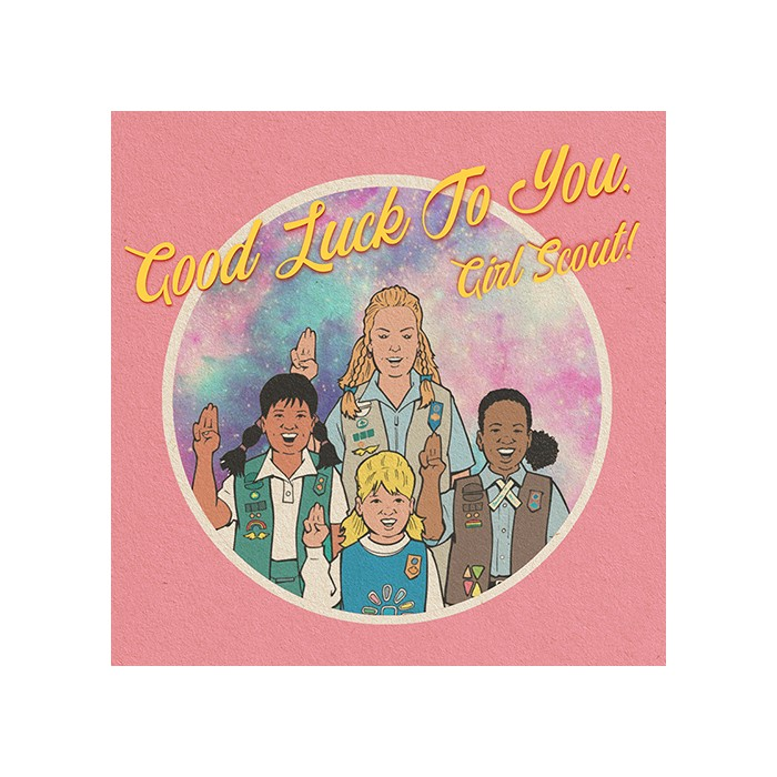 The Black Skirts - Good Luck To You, Girl Scout! (Mini CD)