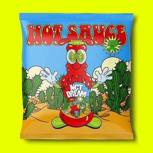 NCT DREAM - 1st Album Hot Sauce (Jewel Case Ver.)