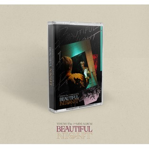 YESUNG - 4th Mini Album Beautiful Night (Cassette Tape Ver.)