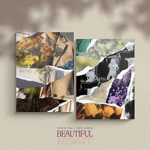 YESUNG - 4th Mini Album Beautiful Night (Photo Book Ver.)