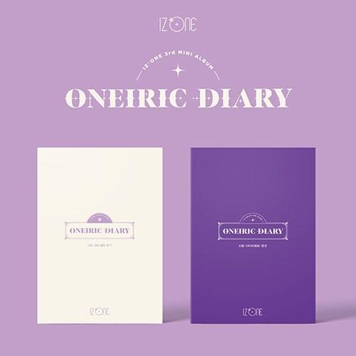 IZ*ONE - 3rd Mini Album Oneiric Diary (Random Ver.)