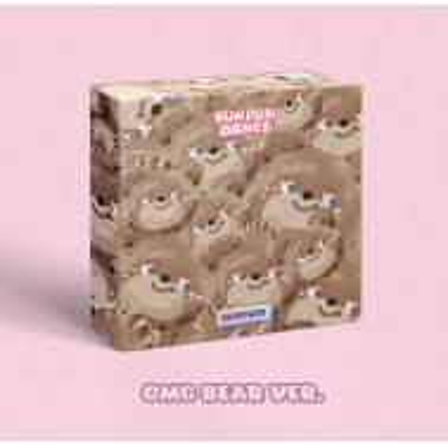 OH MY GIRL - 8th Mini Album Dear OHMYGIRL (OMG BEAR Ver.)