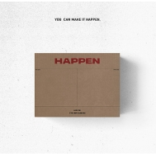 HEIZE - 7th EP Album HAPPEN