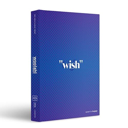 woo!ah! - 3rd Single Wish (Random Ver.)