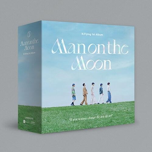 N.Flying - 1st Album Man on the Moon (Kit Album)