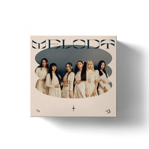 EVERGLOW - 3rd Single Album LAST MELODY (First Memoir Ver.)