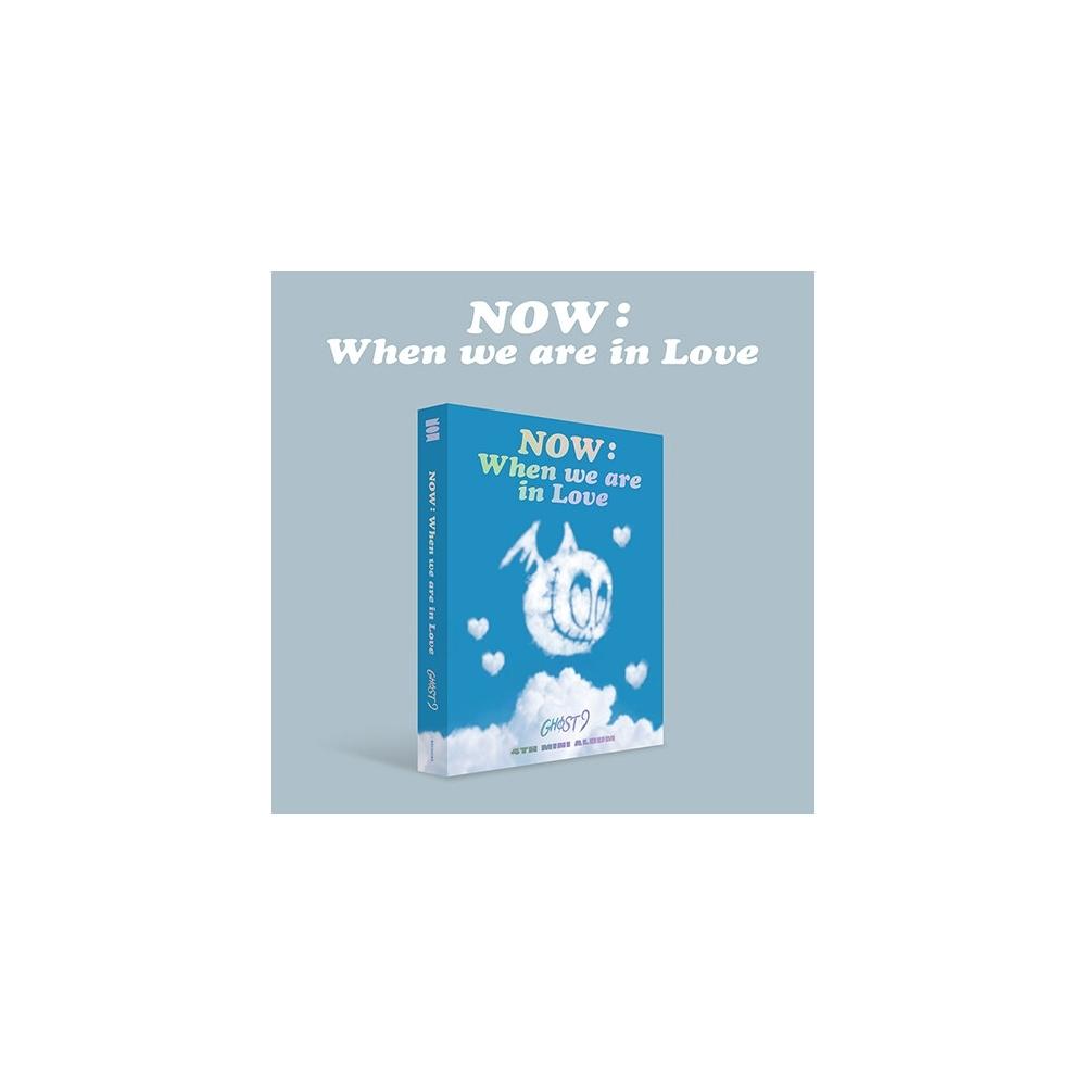 GHOST9 - 4th Mini Album NOW : When we are in Love