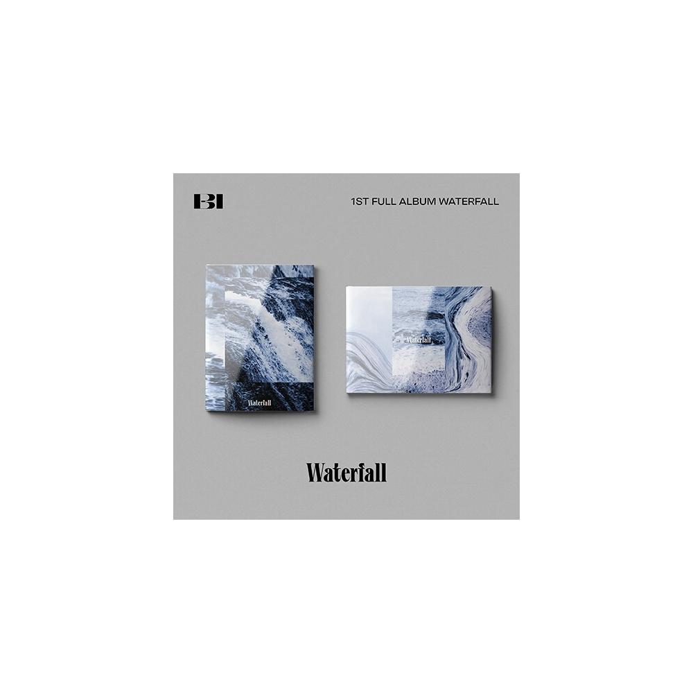 B.I - 1st Full Album WATERFALL
