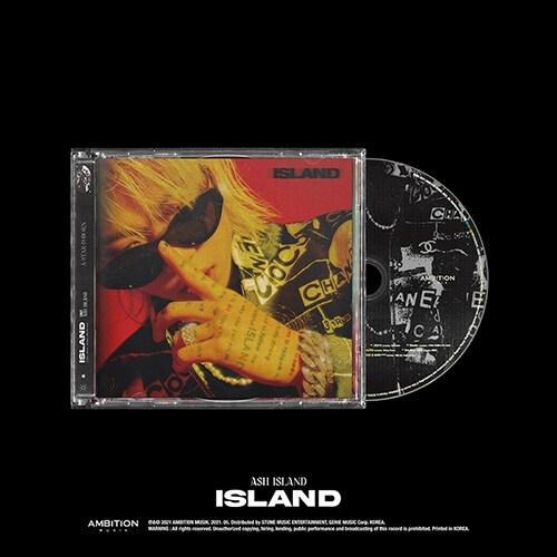 ASH ISLAND - ISLAND