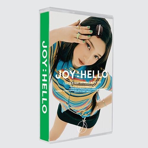 JOY - Special Album Hello (Cassette Tape Ver.)