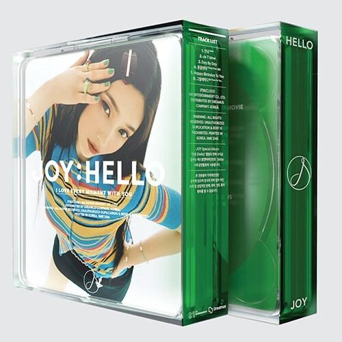 JOY - Special Album Hello (Case Ver.)
