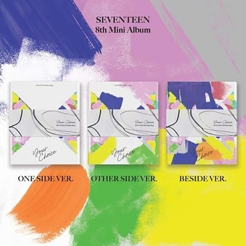 SEVENTEEN - 8th Mini Album Your Choice