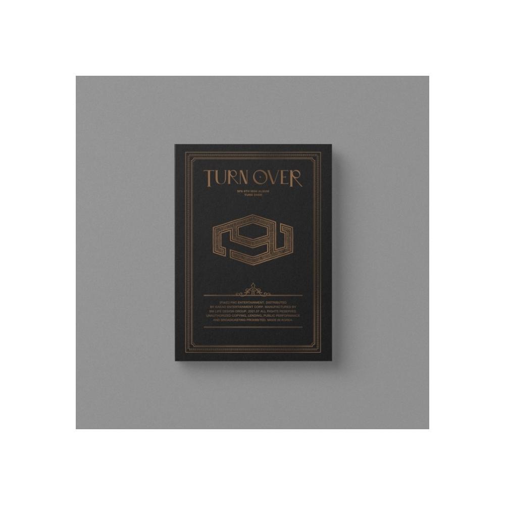 SF9 - 9th Mini Album TURN OVER (Limited Edition)
