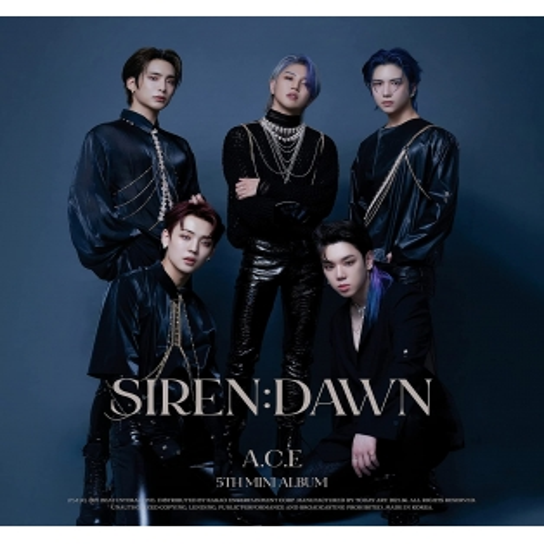 A.C.E - 5th Mini Album SIREN : DAWN