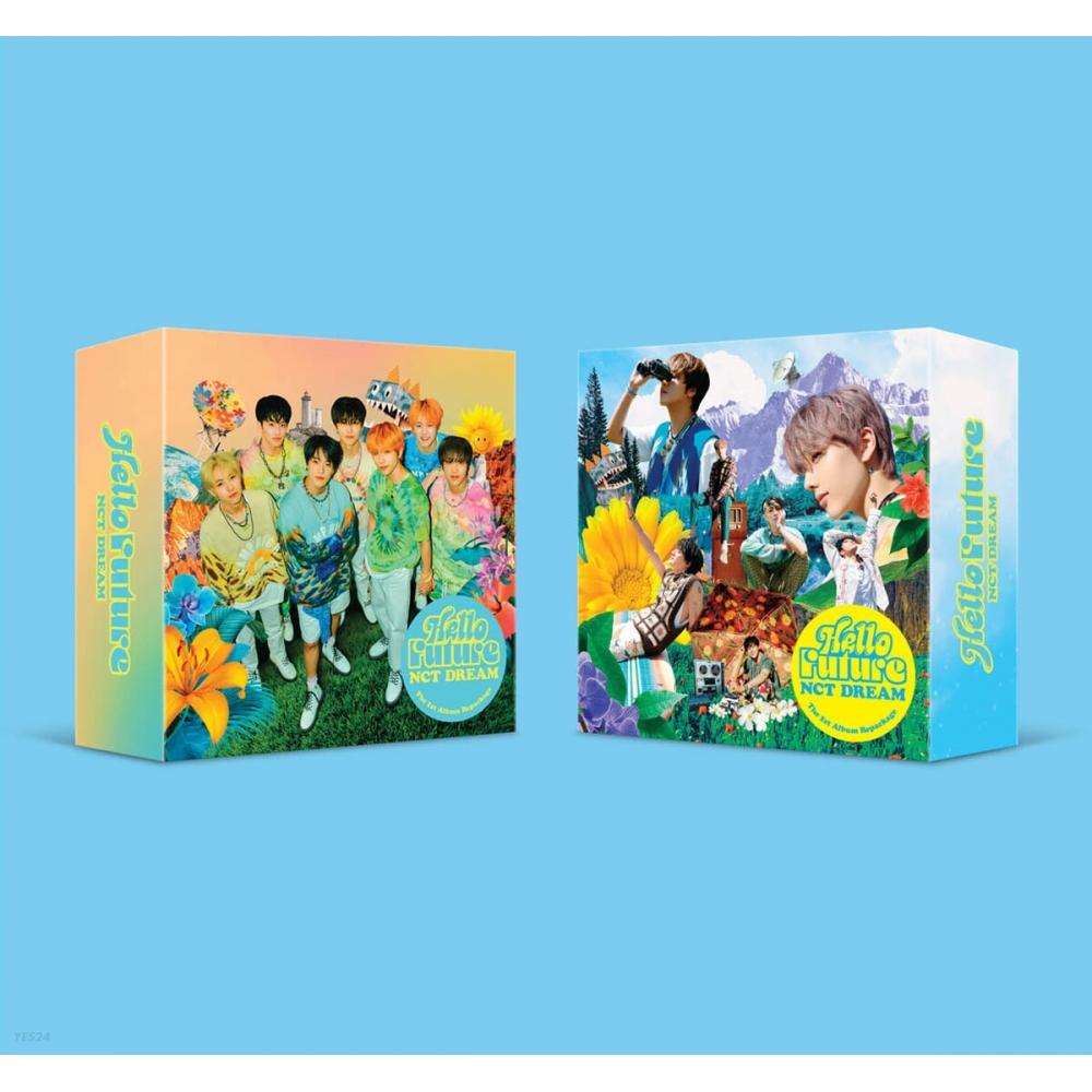 NCT DREAM - 1st Album Hello Future (Kit Ver.)