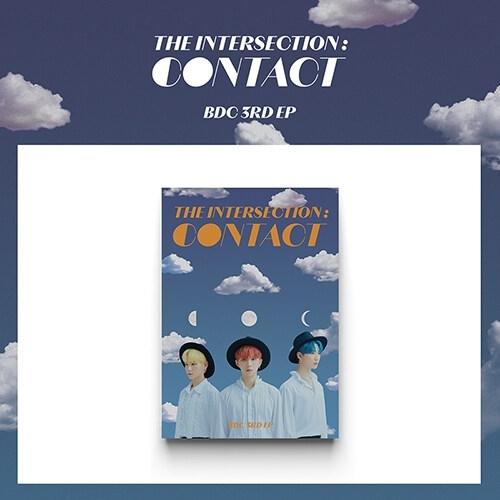 BDC - 3rd EP THE INTERSECTION : CONTACT (PHOTO BOOK Ver.)