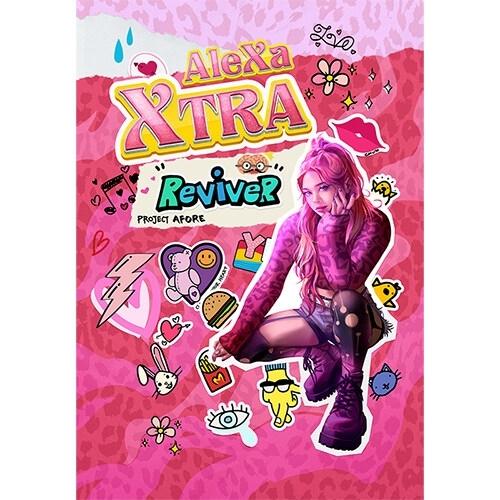 ALEXA - 2nd Single Album ReviveR