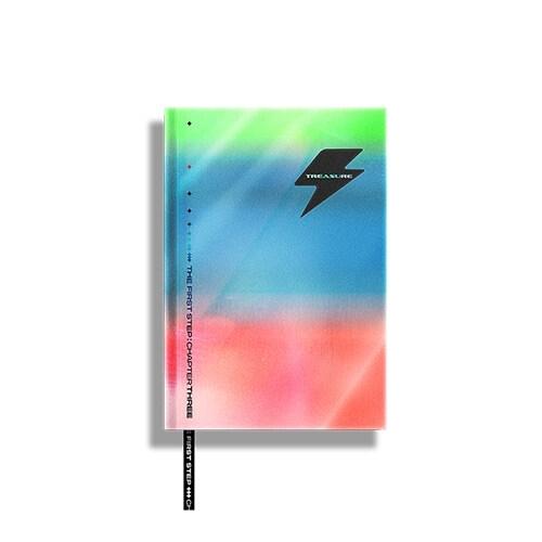 TREASURE - 3rd Single Album THE FIRST STEP : CHAPTER THREE (Random Ver.)