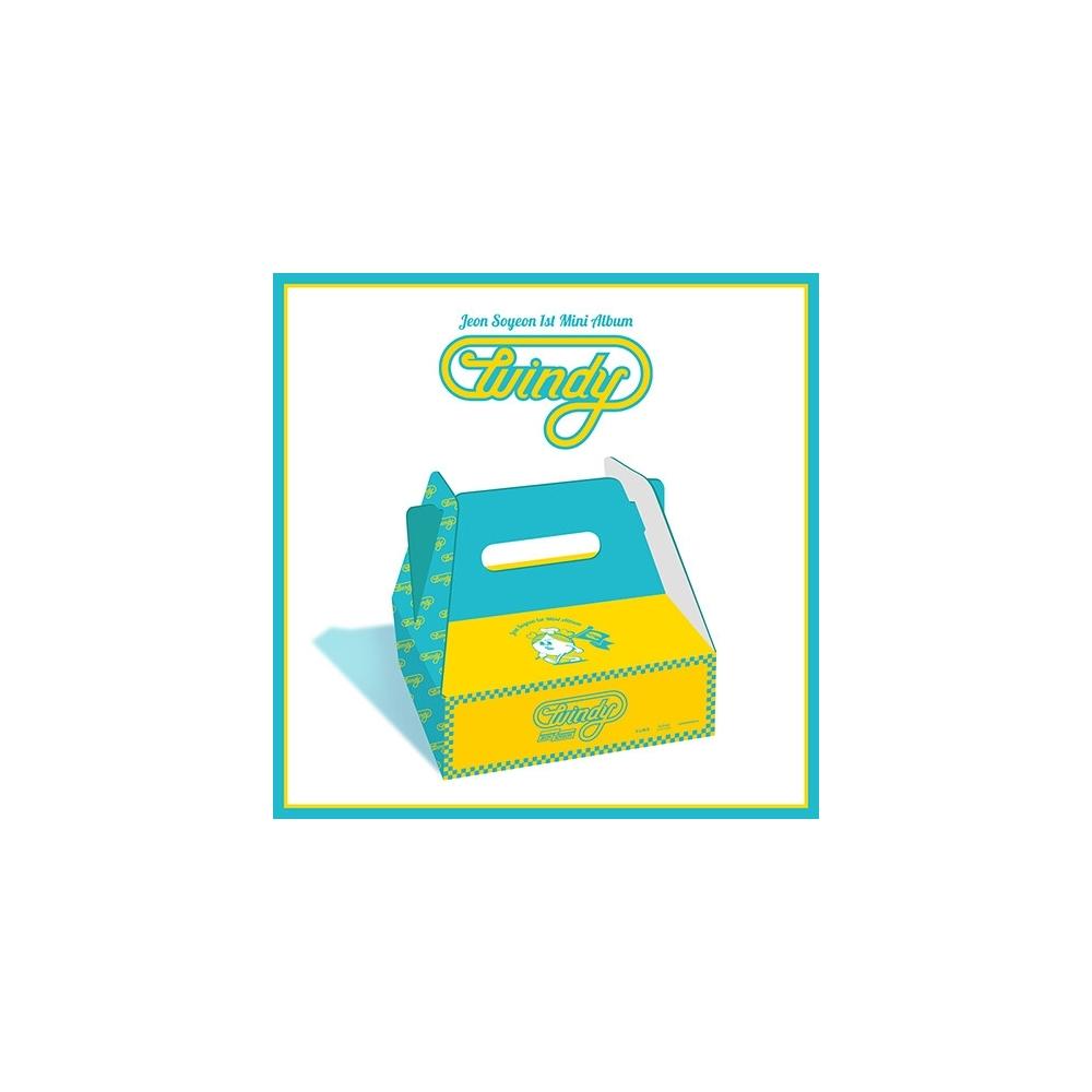 Jeon Soyeon - 1st Mini Album Windy