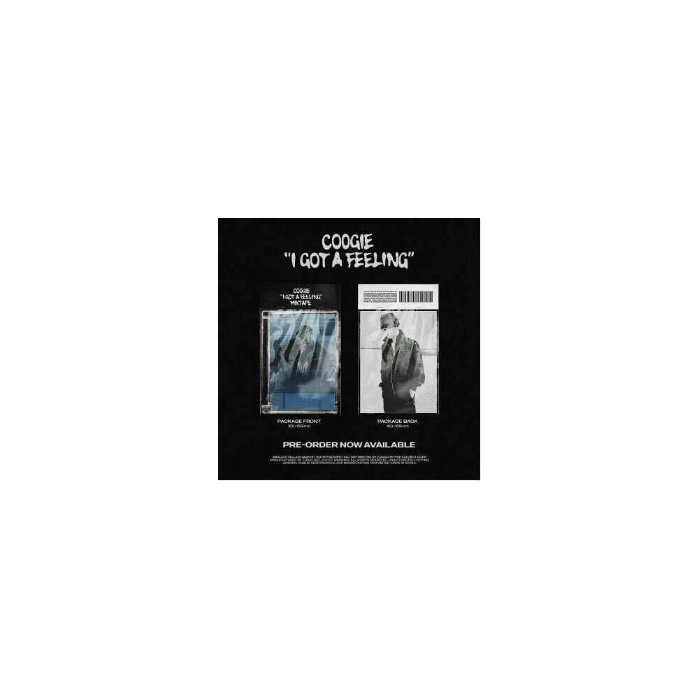 Coogie - EP I Got A Feeling