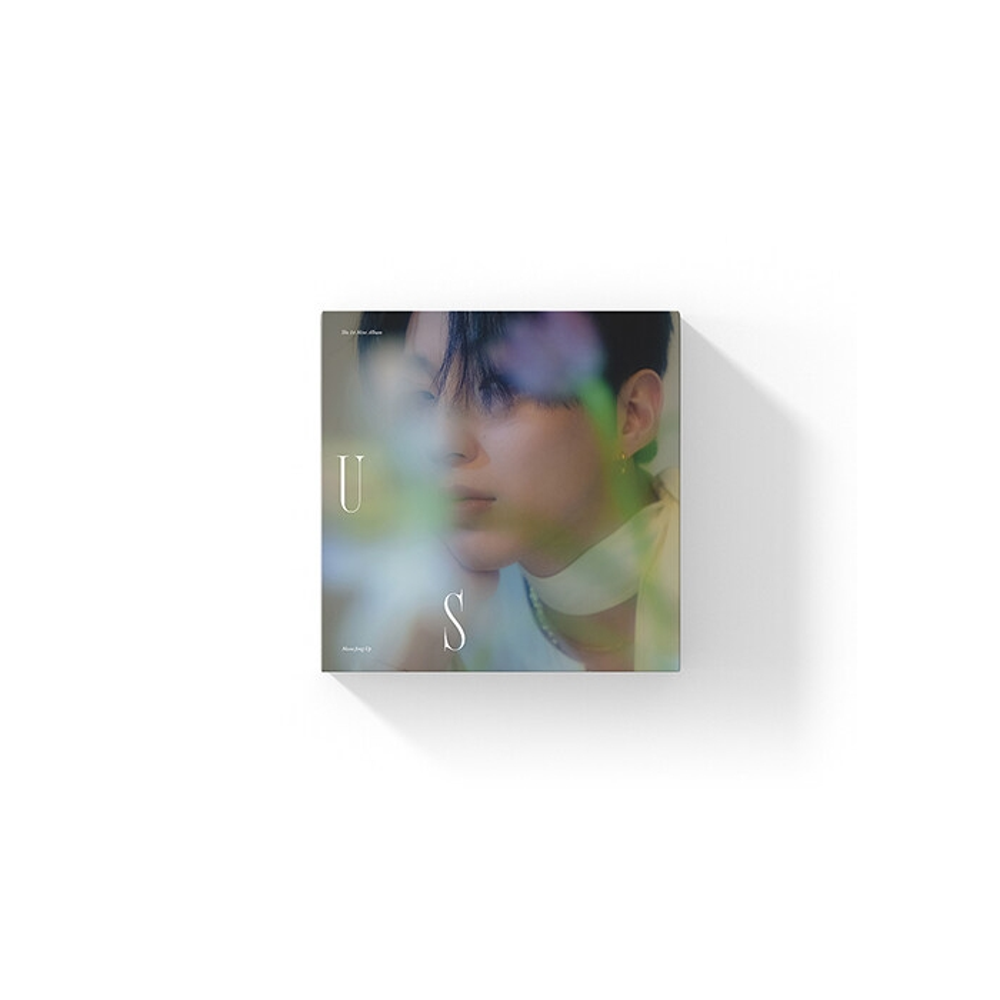 MOON JONG UP - 1st Mini Album US