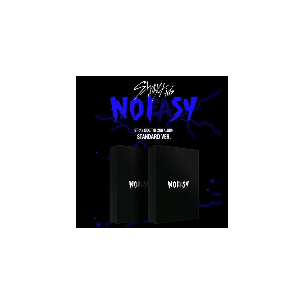 STRAY KIDS - 2nd Album NOEASY (Normal Edition)