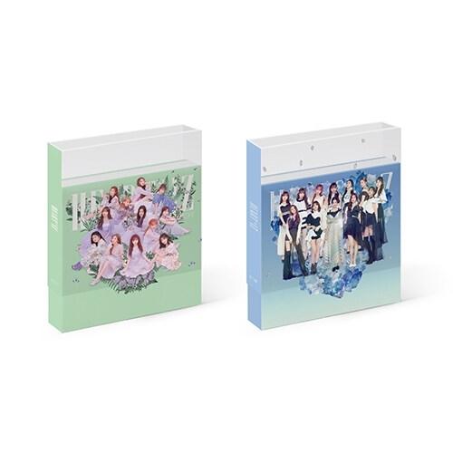 IZ*ONE - 2nd Mini Album HEART*IZ (Random Ver.)
