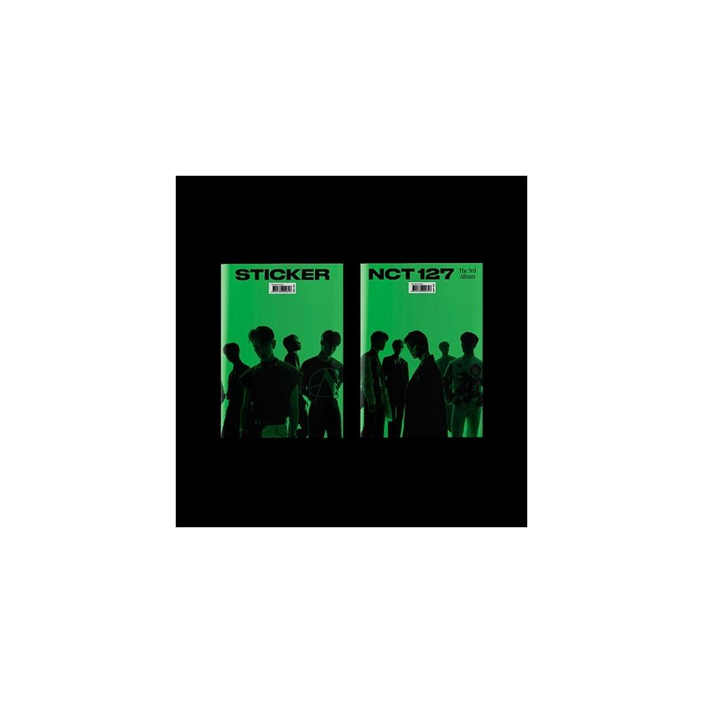 NCT 127 - 3rd Album Sticker (Sticky Ver.)