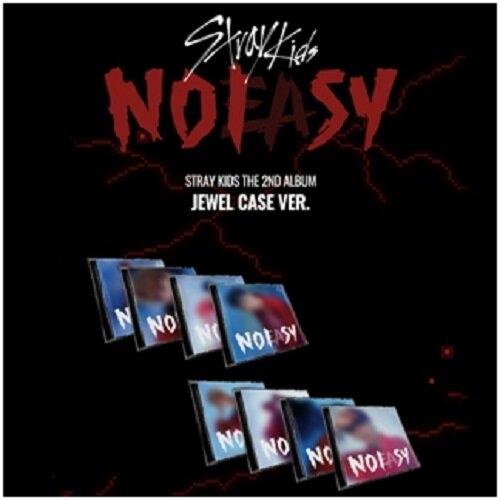 STRAY KIDS - 2nd Album NOEASY (Jewel Case Ver.)