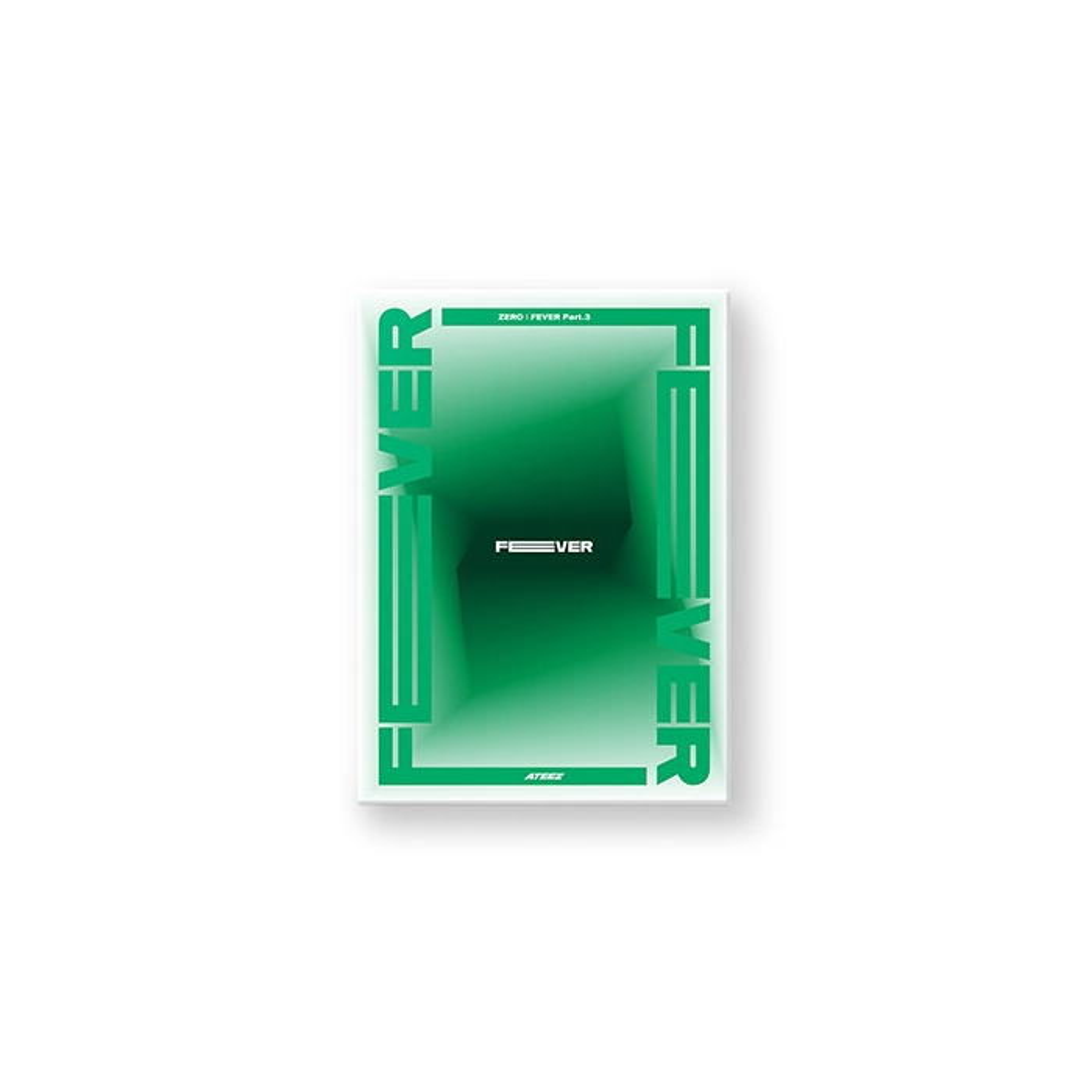 ATEEZ - 7th MIni Album ZERO : FEVER Part.3 (A Ver.)