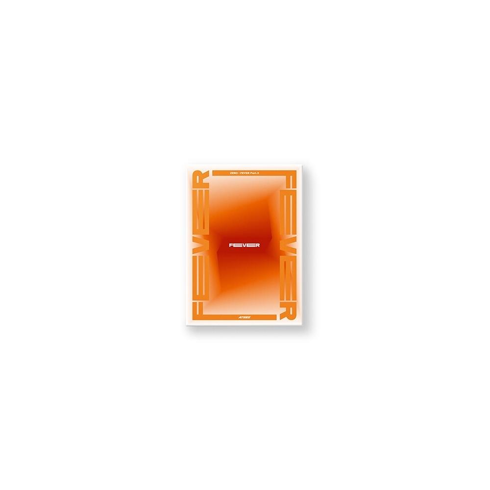 ATEEZ - 7th MIni Album ZERO : FEVER Part.3 (DIARY Ver.)