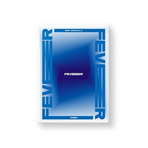 ATEEZ - 7th MIni Album ZERO : FEVER Part.3 (Z Ver.)