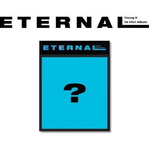 Young K - 1st Mini Album Eternal