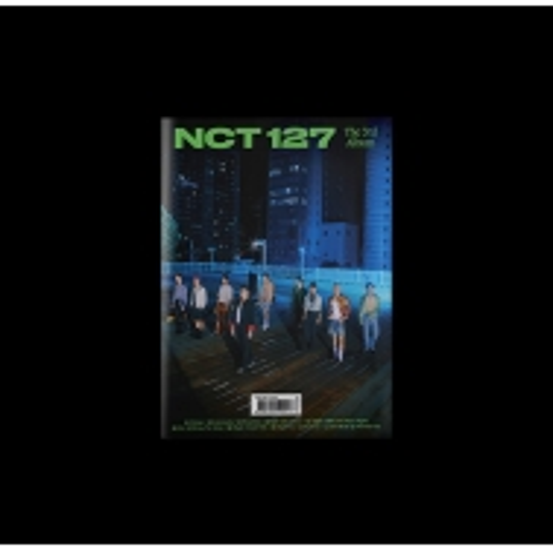 NCT 127 - 3rd Album Sticker (Seoul City Ver.)