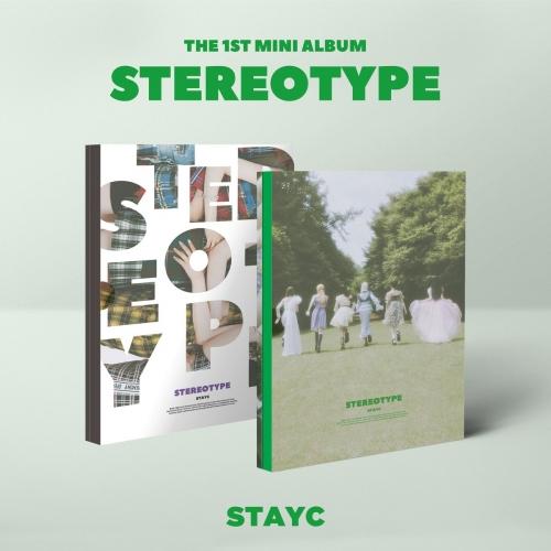 STAYC - 1st Mini Album STEREOTYPE (Random Ver.)