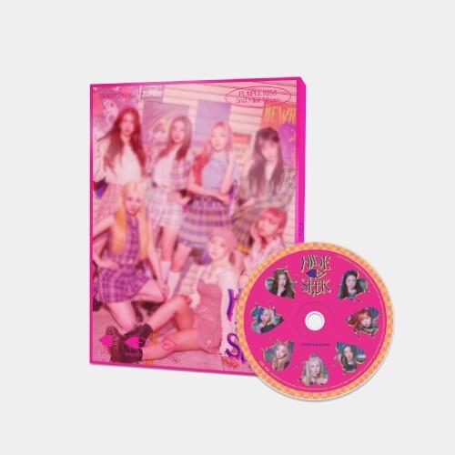 PURPLE KISS - 2nd Mini Album HIDE & SEEK (SEEK Ver.)