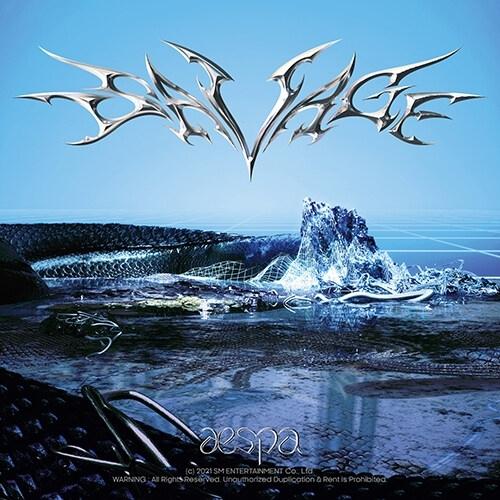 aespa - 1st Mini Album Savage (P.O.S Ver.)