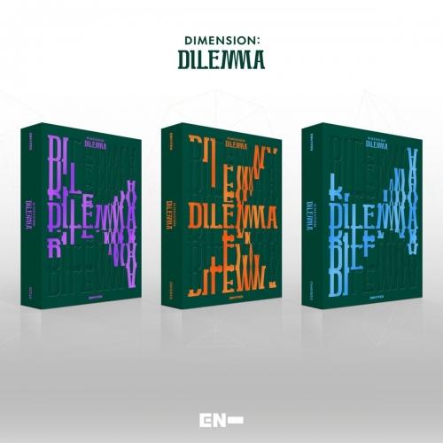 ENHYPEN - 1st Album DIMENSION : DILEMMA