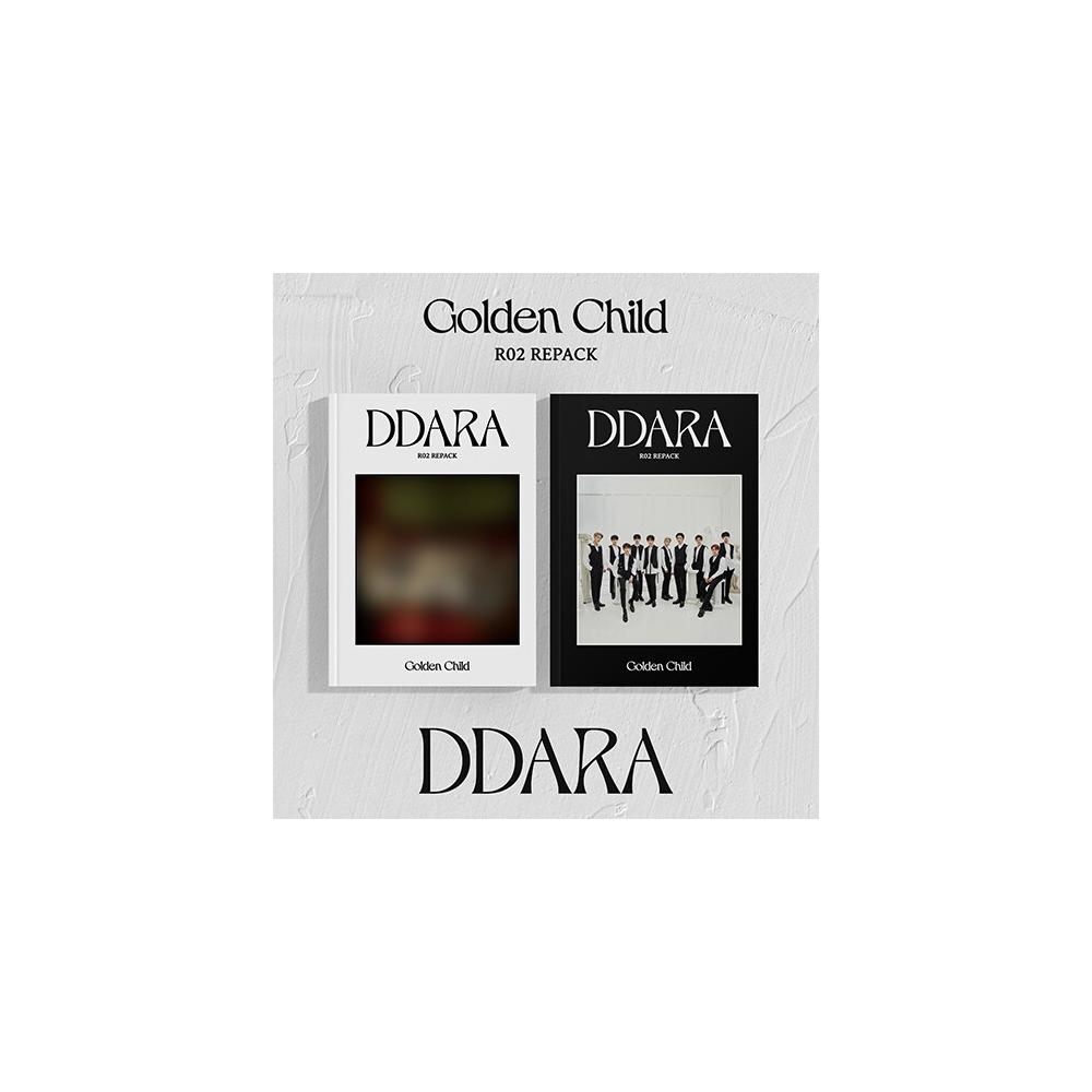 Golden Child - 2nd Album Repackage DDARA (Random Ver.)