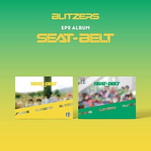 BLITZERS - EP2 SEAT-BELT (Random Ver.)