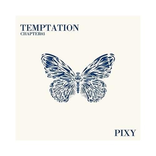 PIXY - Mini Album Chapter03. TEMPTATION (Random Ver.)